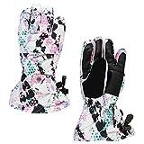 Spyder Girls Synthesis Gloves, Impress Print, S