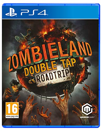 Zombieland: Double Tap - Road Trip (Playstation 4) (PS4)