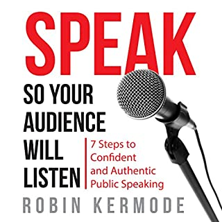 Speak So Your Audience Will Listen cover art