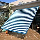 Parasol neta de sombra al aire libre Parasol Vela UV trapo de Sun Prueba sombrilla toldo protector solar Parasol 90% El precio de sombreado patio, balcón, terraza, cochera, sombra de plantas, etc.