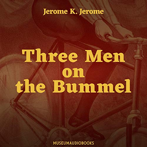 Three Men on the Bummel cover art