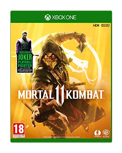 Mortal Kombat 11 with The Joker DLC - Xbox One [Importación inglesa]