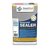 Smartseal Concrete Sealer - Professional Grade, Hard-Wearing, Concrete Sealer for External use on