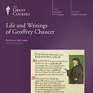 Couverture de Life and Writings of Geoffrey Chaucer