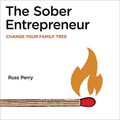 The Sober Entrepreneur  By  cover art