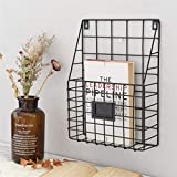 Queiting Wall Mounted Magazine R...