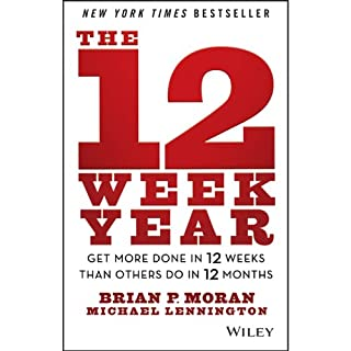 The 12 Week Year cover art