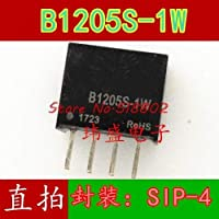 1pcs / lot B1205S-1W B1205S 1W DIP-4 12V to 5V DC-DC絶縁型電源モジュール