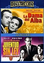 La Dama Del Alba/ Juventud Sin Ley - Double Feature