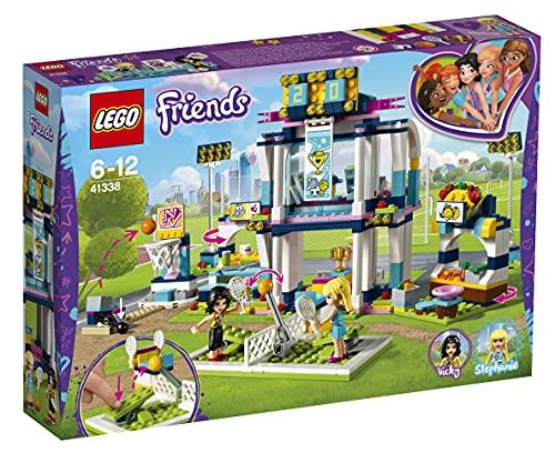 Lego 41338 Friends Polideportivo de Stephanie (Descontinuado por Fabricante)
