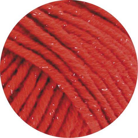 Lana Grossa Mille II Lux Farbe 707 Rot