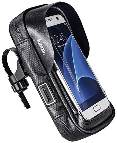 Preisvergleich Produktbild Hama Multi Handy Haltetasche Fahrrad Passend für (Handy): Universal Breite (max.): 80mm