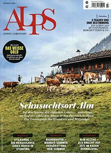 Alps [Abonnement jeweils 4 Ausgaben jedes Jahr]