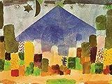 1art1 Paul Klee - Der Niesen, Ägyptische Nacht, 1915