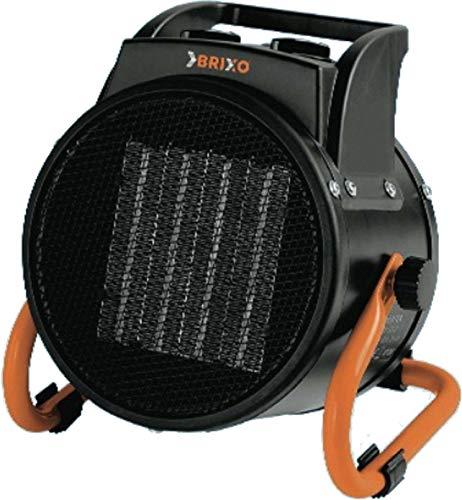 termoventilatore 5000w Elettrosicaldatore generatore aria calda Brixo PTC 5000 W termoventilatore