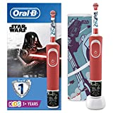 Oral-B Kids Star Wars - Cepillo de dientes eléctrico