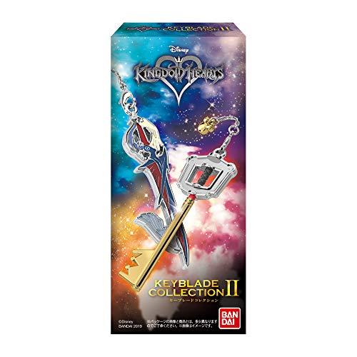 Bandai Shokugan Kingdom Hearts Keyblade Collection Vol. 2 (6 Pack Box/Complete Set) (BAN33895)