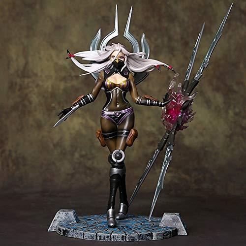 YHX Summoner's Canyon echte Figur, Irelia, The Blade Dancer, nostalgisches klassisches Modell