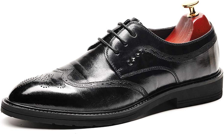 Bullock Men's shoes Men's Casual shoes with Leather Men's shoes
