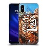 Head Case Designs Liebe Christliche Typografie Serie 3 Soft Gel Huelle kompatibel mit Xiaomi Mi 8 Pro