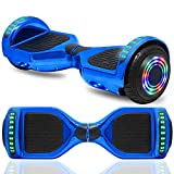 cho 6.5' inch Hoverboard Electric Smart Self Balancing Scooter with Built-in...