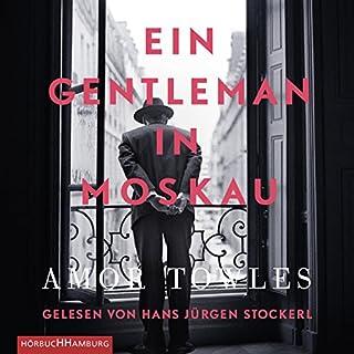 Ein Gentleman in Moskau Titelbild