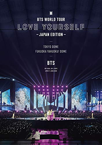 BTS WORLD TOUR 'LOVE YOURSELF' ~JAPAN EDITION~(通常盤)[DVD]