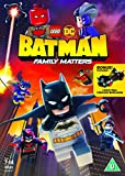 Lego DC Batman: Family Matters [DVD] [2019]