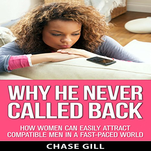 Why He Never Called Back audiobook cover art