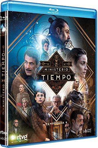 El ministerio del tiempo - Temporada 4 [Blu-ray]