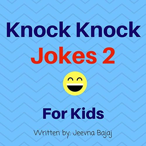Knock Knock Jokes 2: For Kids audiobook cover art
