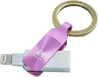 Iklips Pen Drive USB 3.1 para iPhone/iPad 128Gb, Adam elements, Outros Acessórios para Notebooks, Roxo