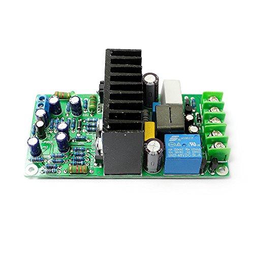 IRS2092 IRFB4019 Klasse D Leistungsverstärker Board + Lautsprecher Schutz + Relais prot