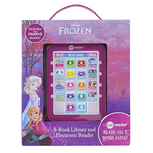 Compare Textbook Prices for Disney - Frozen and Frozen 2 Me Reader Electronic Reader and 8-Sound Book Library - PI Kids  ISBN 9781503755925 by Editors of Phoenix International Publications,Editors of Phoenix International Publications,Disney Storybook Art Team,Disney Storybook Art Team