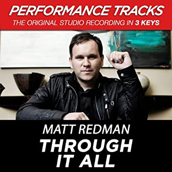Through It All (Performance Tracks)