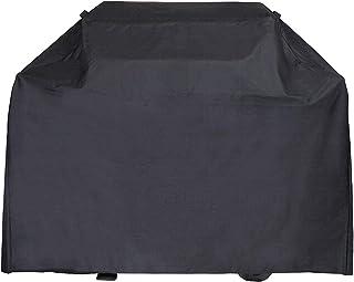 غطاء شواء مقاوم للماء 190 × 71 × 117 سم، واقي شواء مقاوم للماء للاشعة فوق البنفسجية ومقاوم للمطر، غطاء الشواء الكهربائية ب...