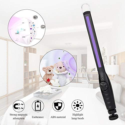Dsti UV-keimtötende UV-Sterilisationslampe Desinfektionslampe für Zuhause Büro Hotel Schule Restaurant Klinik