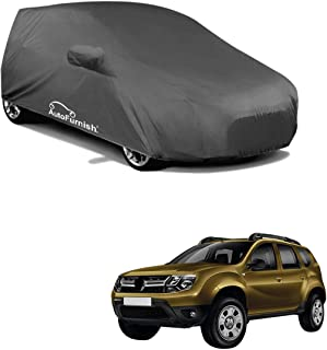 Autofurnish Premium Grey Car Body Cover Compatible with Renault Duster - Grey