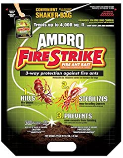 Amdro Firestrike Fire Ant Bait Yard Treatment, 2-Pound Shaker Bag