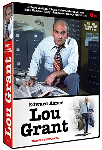 Lou Grant (Serie de TV) Primera Temporada 6 DVDs First