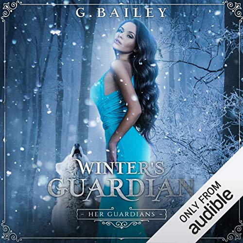 Winter's Guardian audiobook cover art