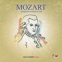 Adagio in B minor K. 540