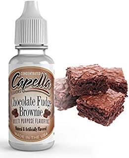 Capella Flavor Drops Chocolate Fudge Brownie 13ml