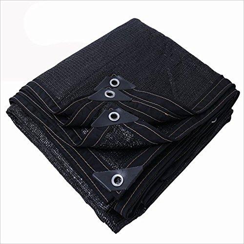 NAN Tissu d'ombre de Protection Solaire de Sun Mesh de 90% / Filet UV de Protection/Toit de Cour Multiple Filet d'ombre Voiles d'ombrage (Taille : 2x4m)