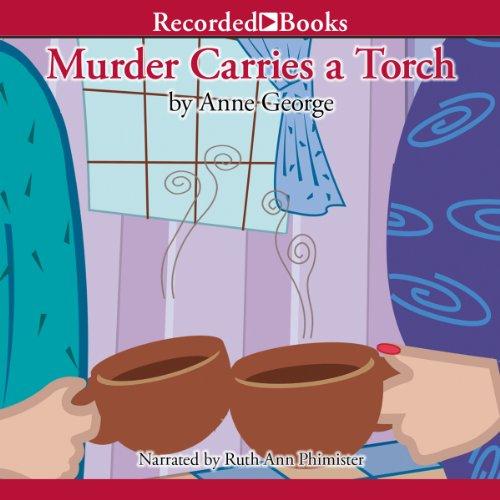 Murder Carries a Torch audiobook cover art