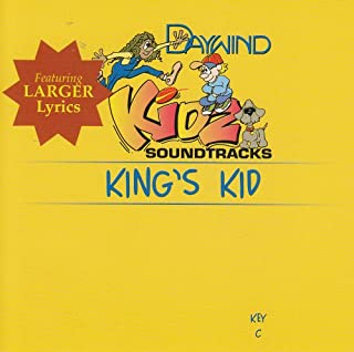 King's Kid [Accompaniment/Performance Track]