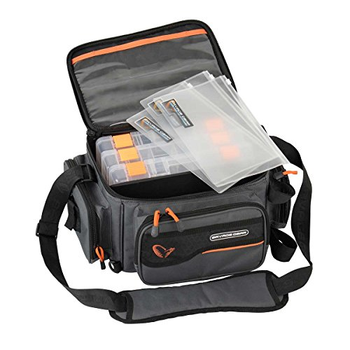 Savage Gear -   System Box Bag M