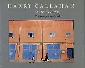 Harry Callahan: New Color - Photographs, 1978-1987