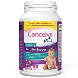 Best Fertility Pills - Conceive Plus Women's Fertility Vitamins + Key Nutrients Review