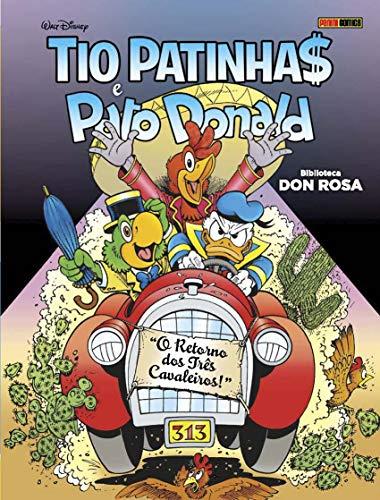 Biblioteca Don Rosa - Vol 9: O Retorno Dos Três Cavaleiros: Biblioteca Don Rosa Vol.09